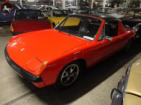 Porsche Other 1972