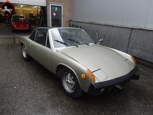 Porsche Other 1974
