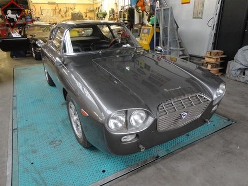 Lancia Flavia Zagato 1965