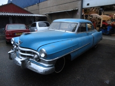 Cadillac Other 1950