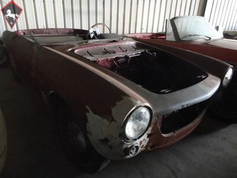 Fiat 1500 Spider Pininfarina 1960