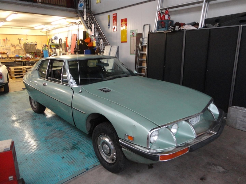 1972 Citroen Sm Is Listed For Sale On Classicdigest In De Lier By