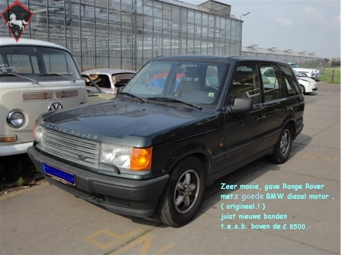 Range Rover Other 1998