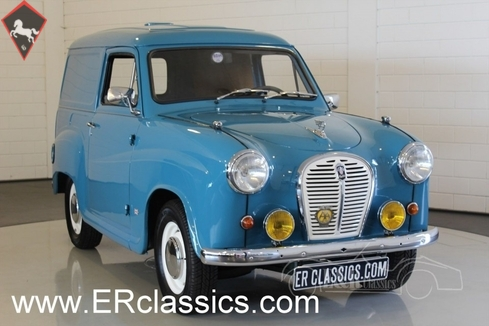 1968 austin a35 van is listed s ld on classicdigest in. Black Bedroom Furniture Sets. Home Design Ideas