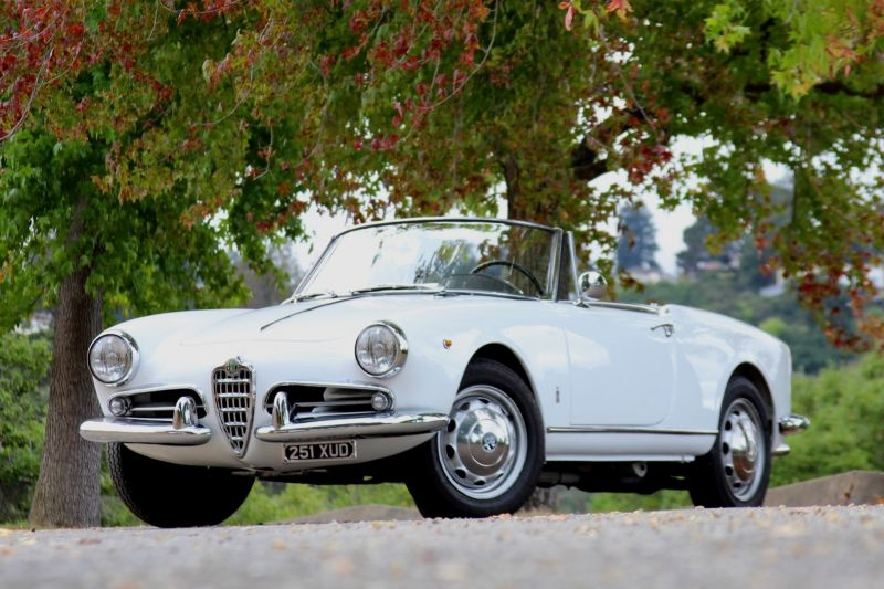 Alfa Romeo Giulietta Spider Is Listed For Sale On ClassicDigest - Alfa romeo giulietta 1960 for sale