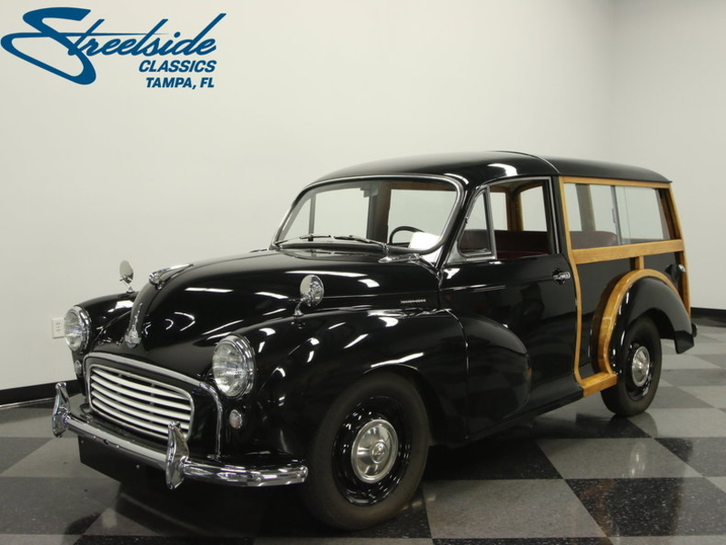 1960 Morris Minor is listed Såld on ClassicDigest in Lutz by