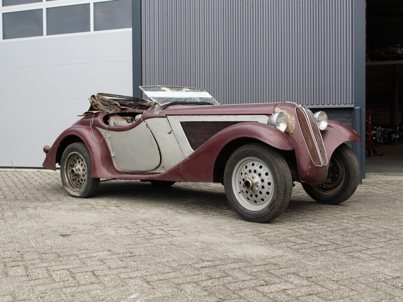 1935 BMW 319 is listed Sold on ClassicDigest in Brummen by Gallery ...