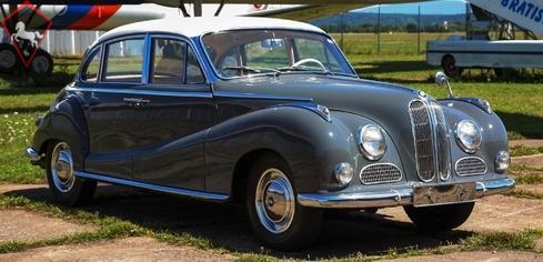BMW 502 1960