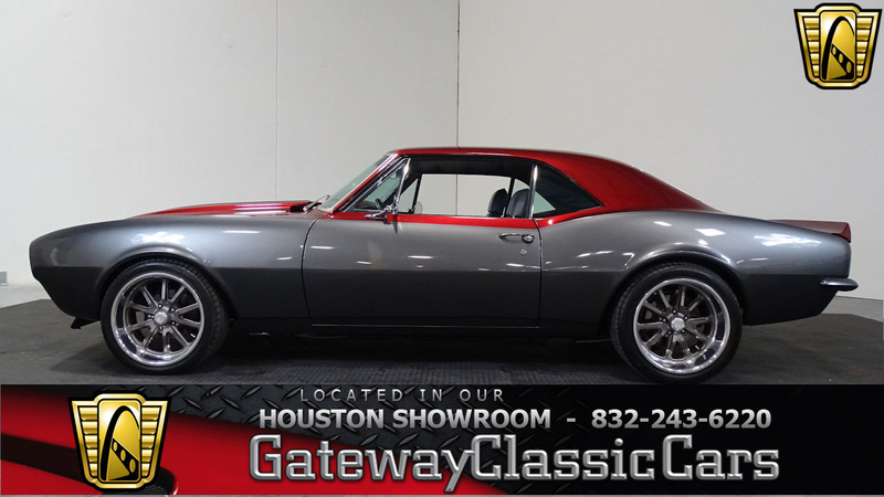 1967 Chevrolet Camaro Is Listed Sold On Classicdigest In Houston By Gateway Classic Cars For Not