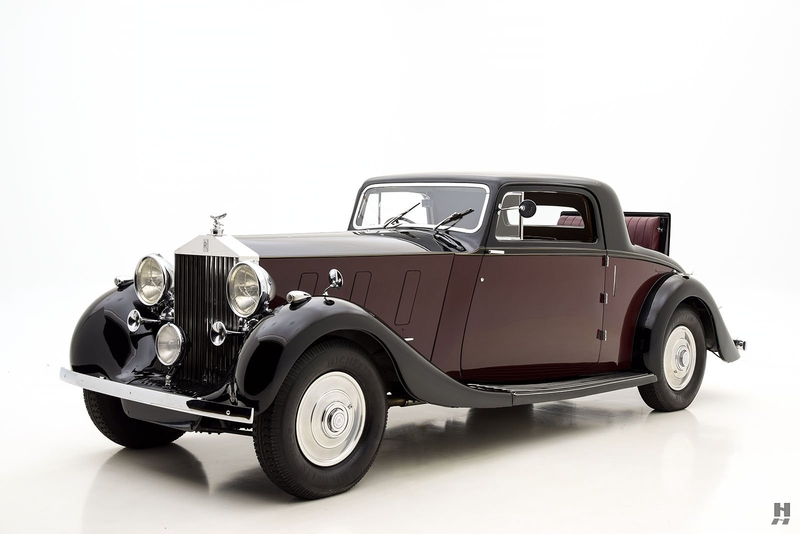1936 Rolls Royce Phantom Ii Is Listed Sold On