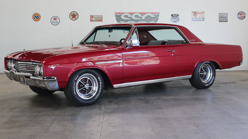 1965 Buick Skylark is listed Sold on ClassicDigest in