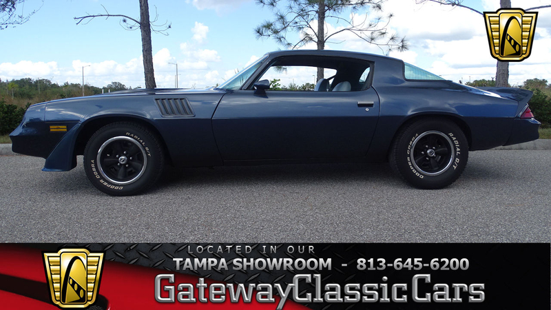 1979 Chevrolet Camaro is listed Sold on ClassicDigest in
