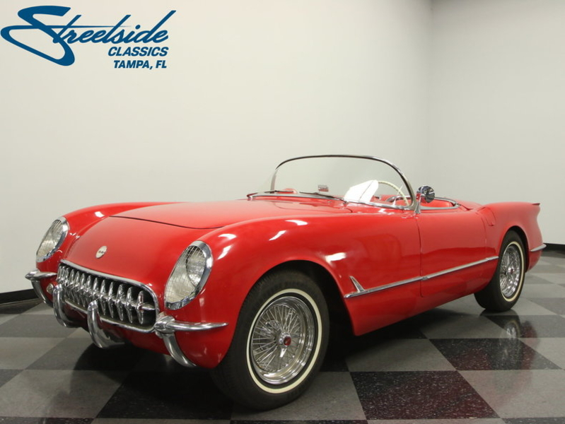 1954 Chevrolet Corvette is listed Sold on ClassicDigest in