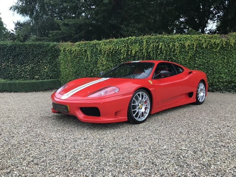2000 Ferrari 360 Modena Is Listed Verkauft On Classicdigest In Brummen By Gallery Dealer For 149950 Classicdigest Com