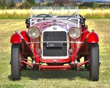 Alfa Romeo 6C 1500 1930