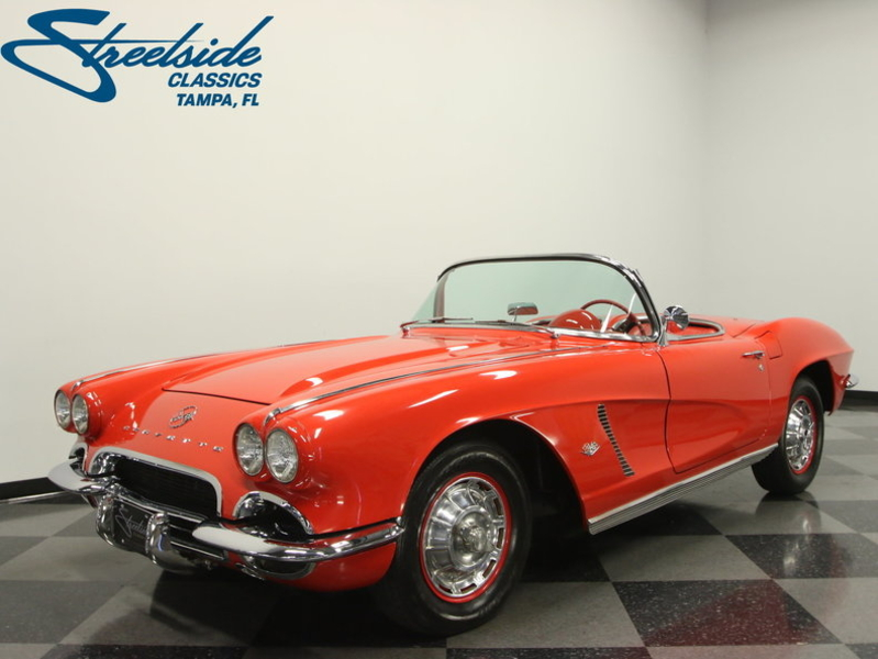 1962 Chevrolet Corvette is listed For sale on ClassicDigest in Tampa,  Florida by Streetside Classics - Tampa for $62995