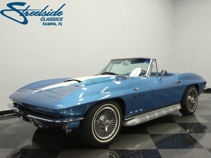 1965 Chevrolet Corvette is listed Sold on ClassicDigest in