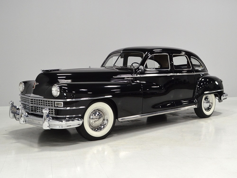 1948 Chrysler New Yorker is listed Sold on ClassicDigest in