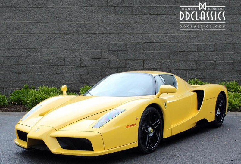 2006 Ferrari Enzo Is Listed Sold On Classicdigest In Surrey By Dd