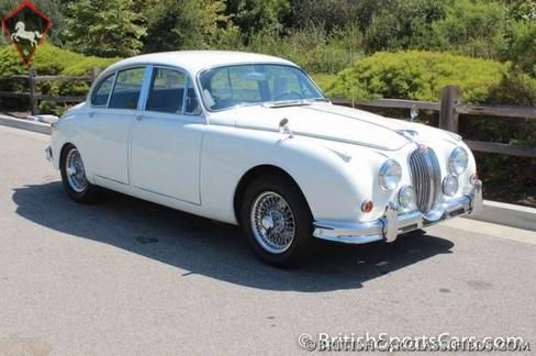 Jaguar MkII 1961