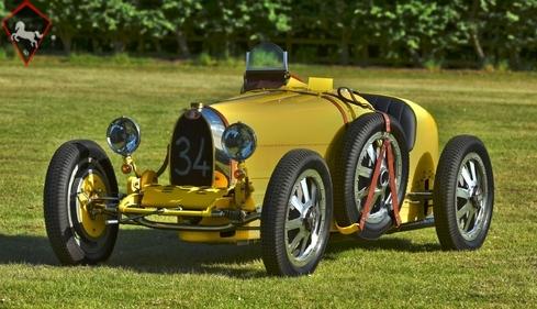 Bugatti Typ 37 1927