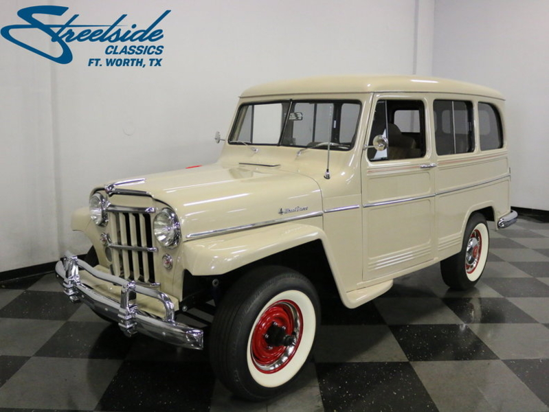 1956 Willys Other is listed zu verkaufen on ClassicDigest in Dallas / Fort  Worth, Texas by Streetside Classics - Dallas/Fort Worth for $39995