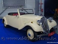 Citroen Traction Avant 1934
