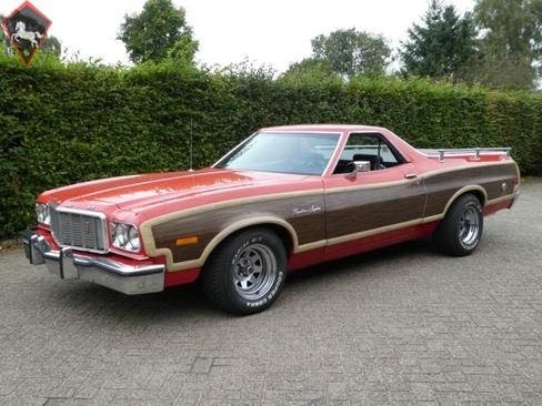 Ford Ranchero 1975
