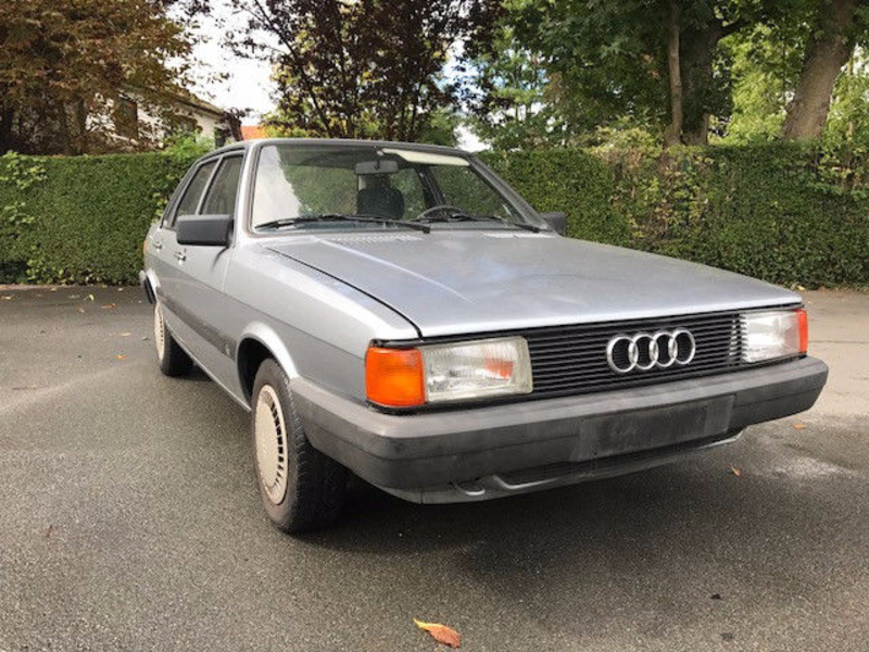 1985 Audi 80 is listed For sale on ClassicDigest in 165 ...