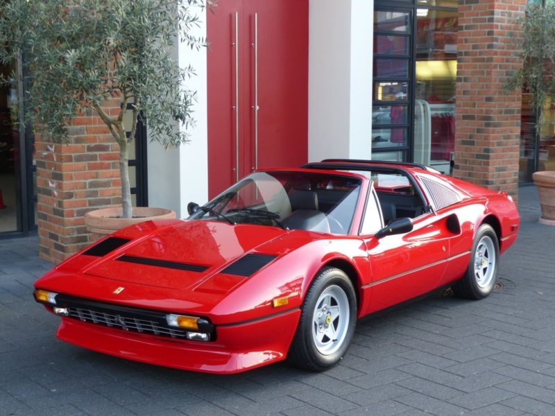 1985 Ferrari 308 Gts Is Listed For Sale On Classicdigest In Leipziger Str 284de 34123 Kassel By Eberlein Automobile Gmbh Ferrari Ferrari Classiche Vertragspartner For 99000 Classicdigest Com