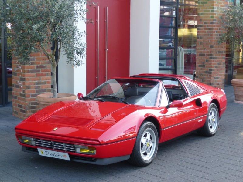 1989 Ferrari 328 Gts Is Listed Zu Verkaufen On Classicdigest In Leipziger Str 284de 34123 Kassel By Eberlein Automobile Gmbh Ferrari Ferrari Classiche Vertragspartner For 115000 Classicdigest Com
