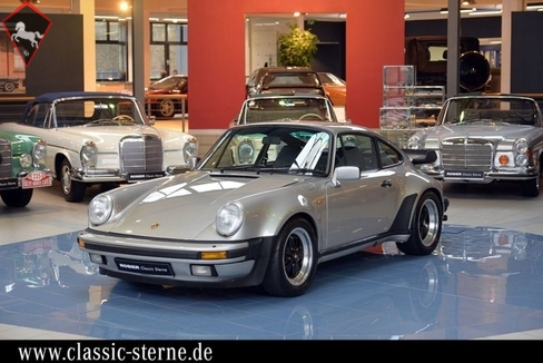 Porsche 911 / 930 Turbo 3.3 1980