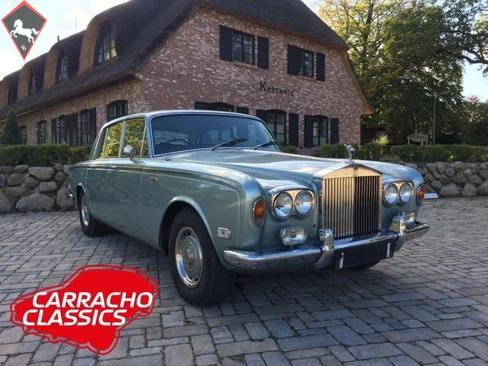 Rolls-Royce Silver Shadow 1974