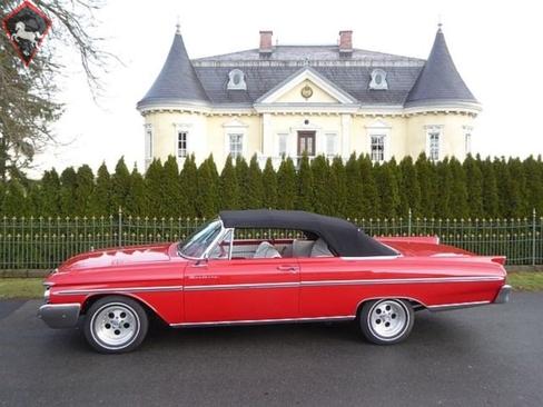 Ford Mercury 1961