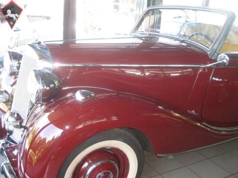 Mercedes-Benz 170S 1951