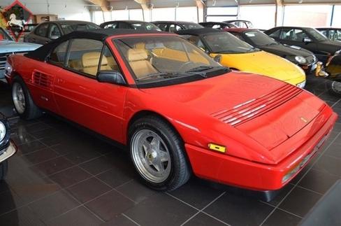 Ferrari Mondial 1990