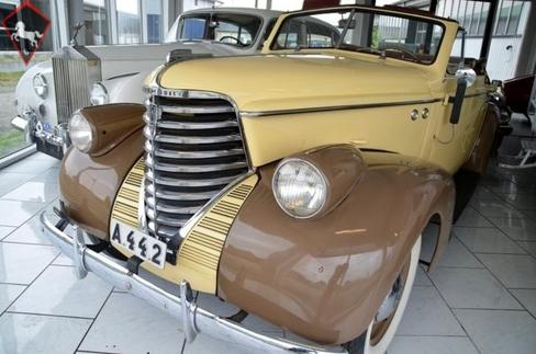 Oldsmobile F85 1938
