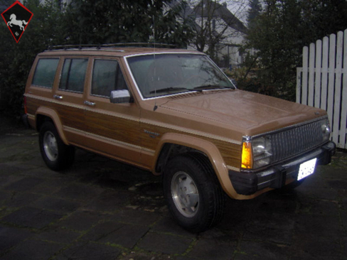 Jeep Wagoneer 1984