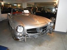 Mercedes-Benz 190SL 1962