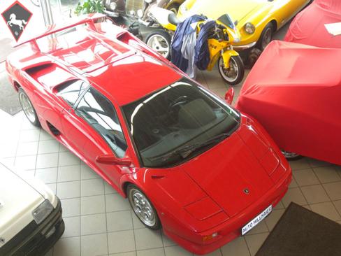 Lamborghini Diablo 1992