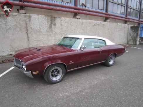 Buick Skylark 1970