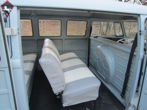 1968 Volkswagen T1 is listed For sale on ClassicDigest in Za Opravnou  1CZ-150 00 Praha 5 by Auta Motol s r o  for €27900