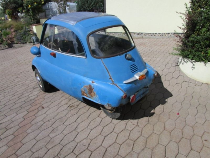 1959 bmw isetta is listed for sale on classicdigest in. Black Bedroom Furniture Sets. Home Design Ideas