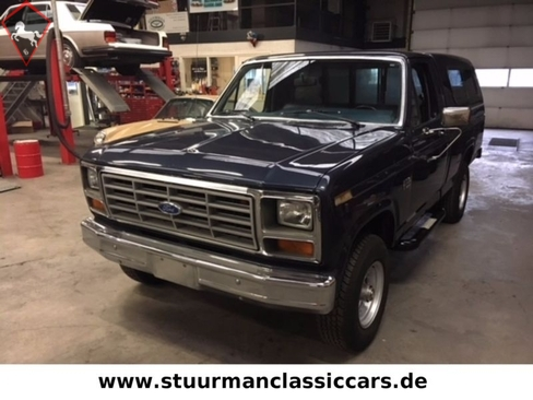 Ford F-150 1986