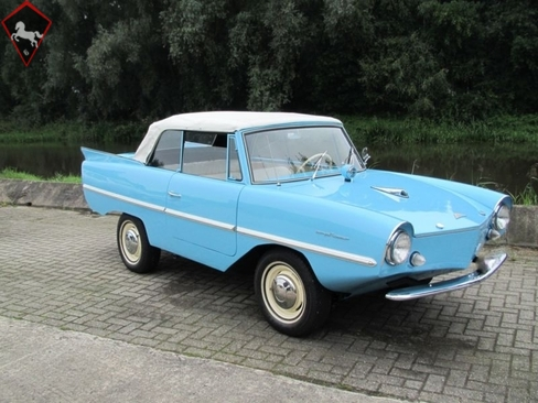 Amphicar 770 1964