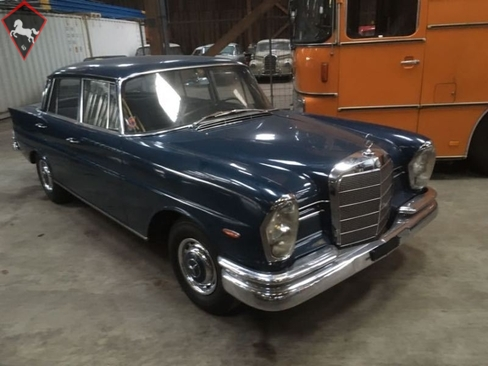 1960 mercedes benz 220s w111 fintail is listed for sale on. Black Bedroom Furniture Sets. Home Design Ideas