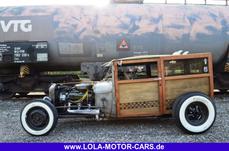 Ford Model B 1929