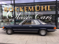 Mercedes-Benz 280SLC w107 1979
