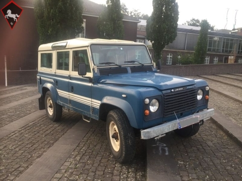 Land Rover Series III 1984