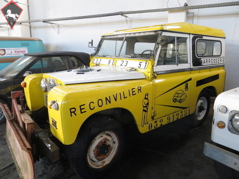 Land Rover Series I 1961